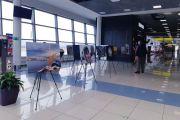 """В Международном аэропорту Владивосток открылась фотовыставка """"Россия. Полет через века"""""""