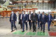 Министр промышленности и торговли РФ Денис Мантуров посетил ВАСО