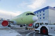 """Корпорация """"Иркут"""" завершила постройку самолета МС-21-310, который пройдет летные испытания с российскими двигателями ПД-14"""