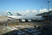 Cathay Pacific ожидает медленного восстановления пассажирского спроса