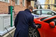 КРЭТ подарил Рязанской области электрозарядные станции
