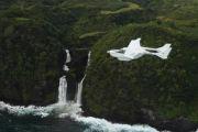 Американцы испытали гибридный самолет на пассажирском маршруте