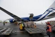 Красноярский аэропорт получил крупнейший грузовой самолет