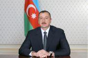 Президент Азербайджана заложил фундамент аэропорта в Физули и автодороги Физули-Шуша