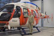 Спасать жизни жителей Томской области будет девушка-пилот