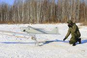 Артиллеристы общевойсковых объединений ВВО в Забайкалье и Приамурье в ходе тренировки применили беспилотную авиацию