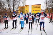 Сотрудники ММП имени В.В. Чернышева поучаствовали в лыжных гонках