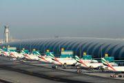 Пассажиропоток аэропорта Дубая в 2020 году упал на 70%