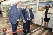 Евгений Каблов принял участие в открытии выставки изданий государственных научных центров РФ