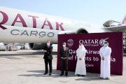 Qatar Airways бесплатно доставляет экстренные медицинские грузы в Индию в рамках кампании международной помощи