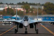 10 лет со дня первого полета серийного Су-35С
