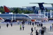 В Жуковском открывается юбилейный авиасалон МАКС-2021