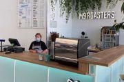 """В аэропорту """"Гагарин"""" открылась новая кофейня"""