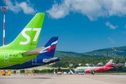 Пассажиропоток на рейсах Москва - Геленджик вырос на 257 %