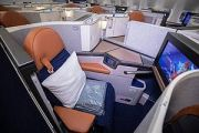 """Авиакомпания """"Аэрофлот"""" представила первый Boeing 777 с обновлённым салоном"""