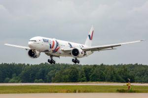 9982081e76dd6 Авиакомпания AZUR air перевела рейсы по направлению Москва - Канкун,  выполняемые в текущем осенне-зимнем сезоне на воздушном судне Boeing  777-300ER, ...