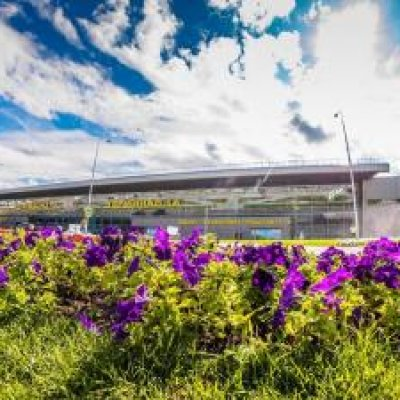 Международный аэропорт Новосибирск Толмачёво