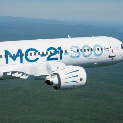Российский самолет МС-21 совершил первый международный ...