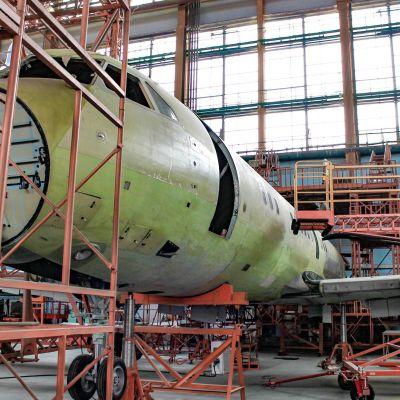 Создание Ил-114-300 получило новый сильный импульс(АвиаПорт)