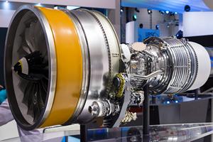 ОДК представила двигатель ПД-14 на выставке ИННОПРОМ 2019(АвиаПорт)