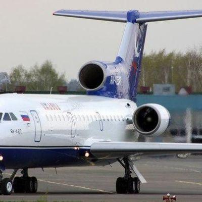 Ижавиа возобновит рейсы в Петербург   АвиаПорт.Дайджест