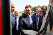 Казанский вертолетный завод посетил премьер-министр Казахстана