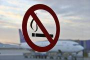 Двух пассажиров оштрафовали за курение на летном поле в Челябинске