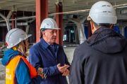 Обновление аэропорта должно создать условия для повышения комфорта сахалинцев
