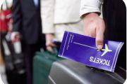 Билеты на самолет в Крым на январские праздники оказались в 1,7 раза дороже поезда