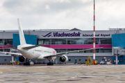 Аэропорт Владивостока за одиннадцать месяцев 2019 года нарастил пассажиропоток на 18%